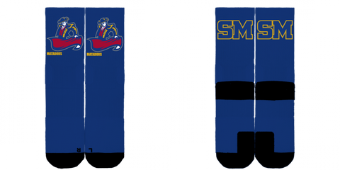 "SMHS *NEW* Athletic ""Logo"" Socks"