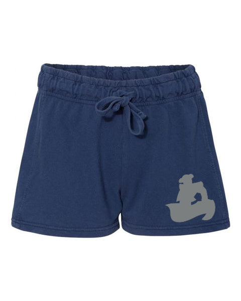 "SMHS *NEW* Women's ""Logo"" French Terry Shorts"