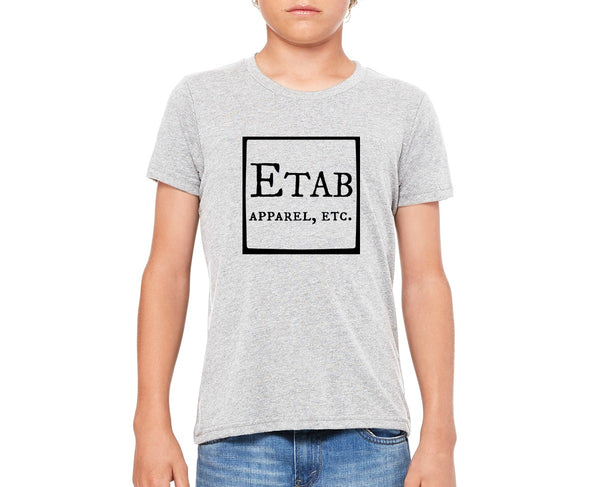 "Youth ""Etab Logo"" T-shirt"