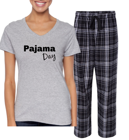 "Rockabye ""Pajama Day"" Women's Sleep Set"