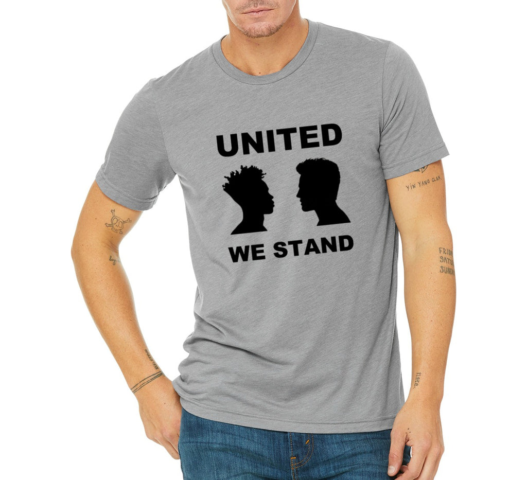 "Unisex ""United We Stand"" T-shirt"