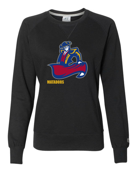 "SMHS *NEW* Women's ""Logo"" Crewneck Sweatshirt"