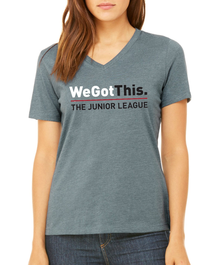 "JLP Women's ""We Got This"" T-shirt"