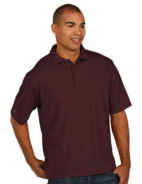 AZTEC Men's Antigua Pique Xtra Lite Shirt