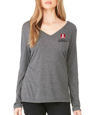 "JLP Women's ""#IAMJLP"" Long Sleeve Shirt"