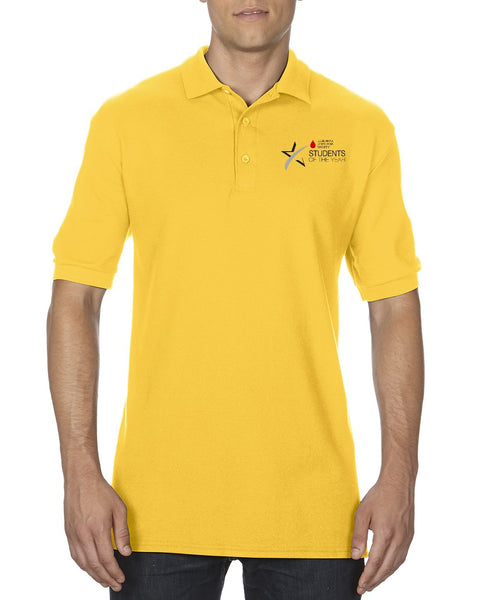 "LLS Unisex ""Students of the Year"" Polo"