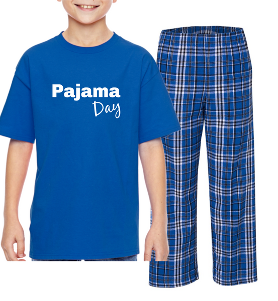 "Rockabye ""Pajama Day"" Youth Sleep Set"