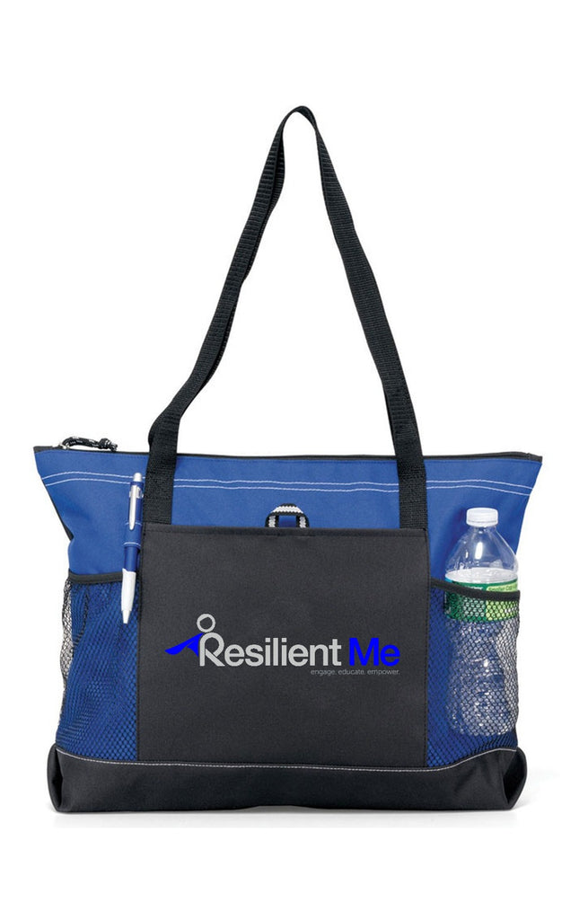 Resilient Me Tote Bag