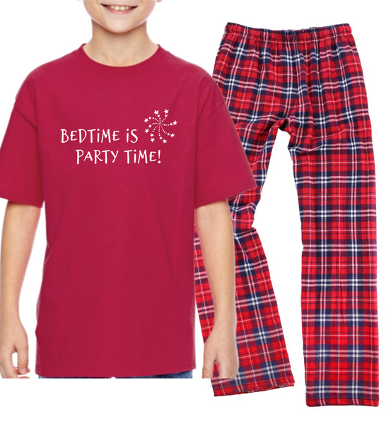 "Rockabye ""Party Time"" Youth Sleep Set"