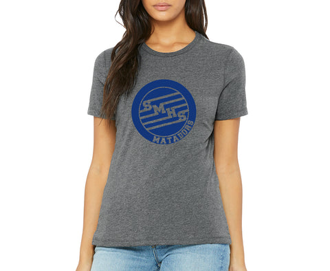 "SMHS *NEW* Women's ""Initials"" T-shirt"