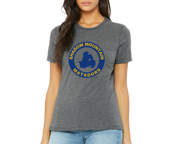 "SMHS *NEW* Women's ""SM Matadors"" T-shirt"