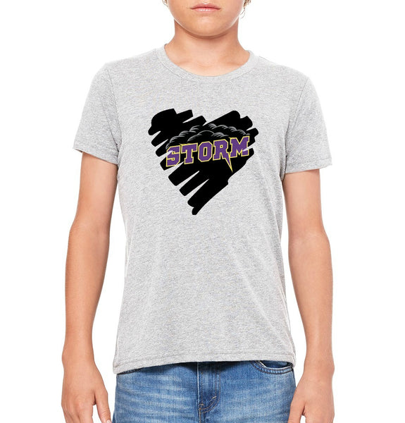 "Paseo Verde Youth ""Heart"" T-shirt"