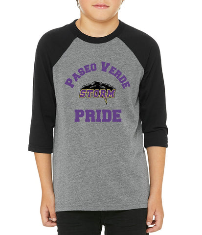 "Paseo Verde ""Pride"" Youth T-shirt"