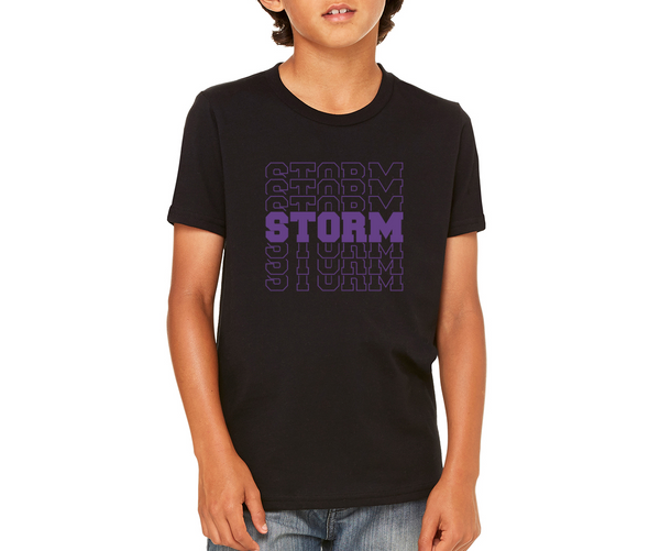"Paseo Verde Youth ""Storm"" T-shirt"