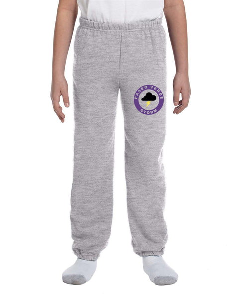 "Paseo Verde Youth ""PV Storm"" Sweatpants"