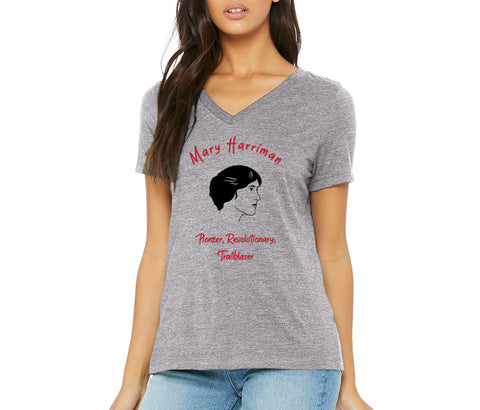 "JLP Women's ""Mary Harriman"" T-shirt"