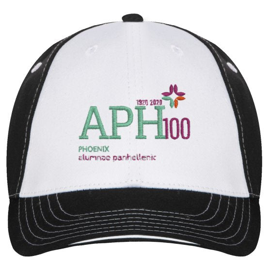 "PPA ""100th Anniversary Logo"" Embroidered Baseball Cap"