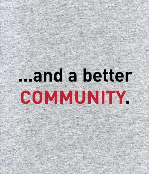 "JLP Youth ""Better Community"" T-shirt"