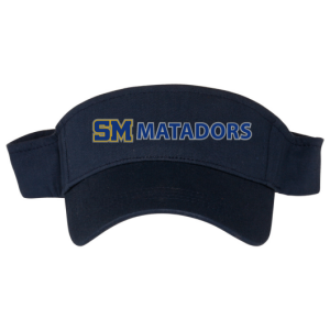 "SMHS Embroidered ""Logo"" Visor"