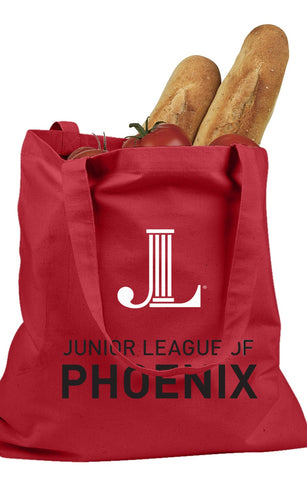 "JLP ""I Am JLP"" Standard Tote Bag"