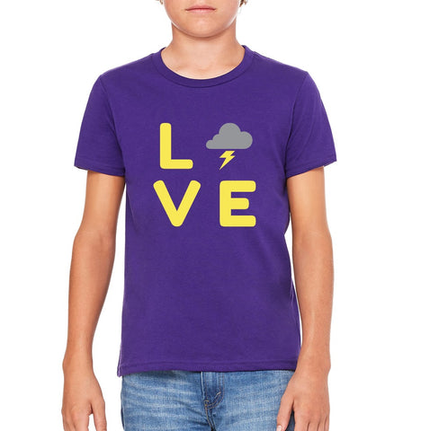 "Paseo Verde Youth ""Love"" T-shirt"