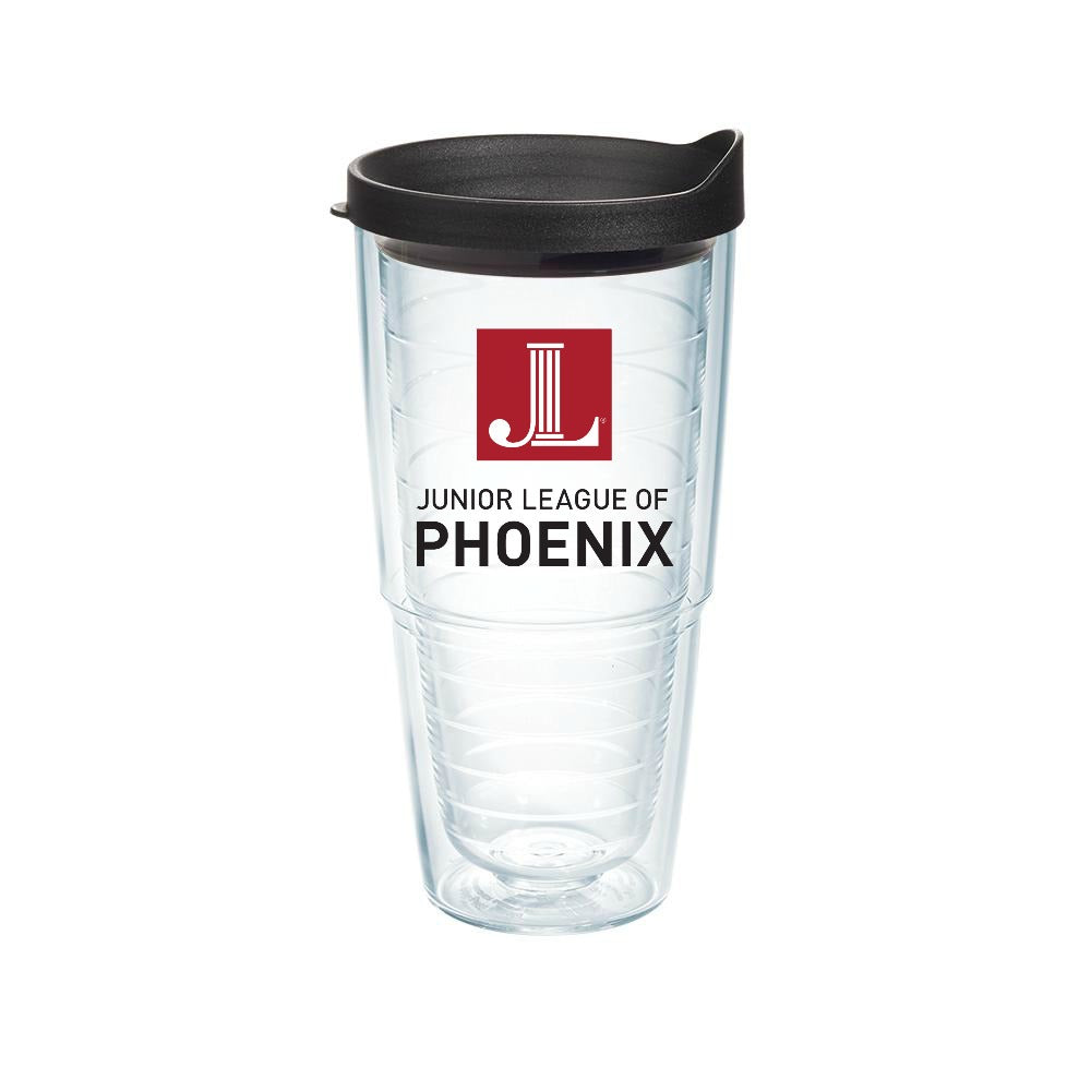 "ARCHIVE JLP ""Logo"" Double Wall Acrylic Tumbler"
