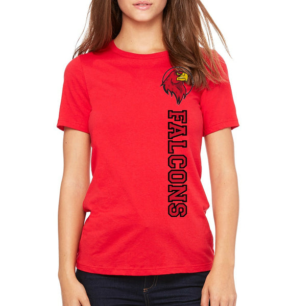 "Peoria Flex Academy Women's ""Stretch Logo"" T-shirt"