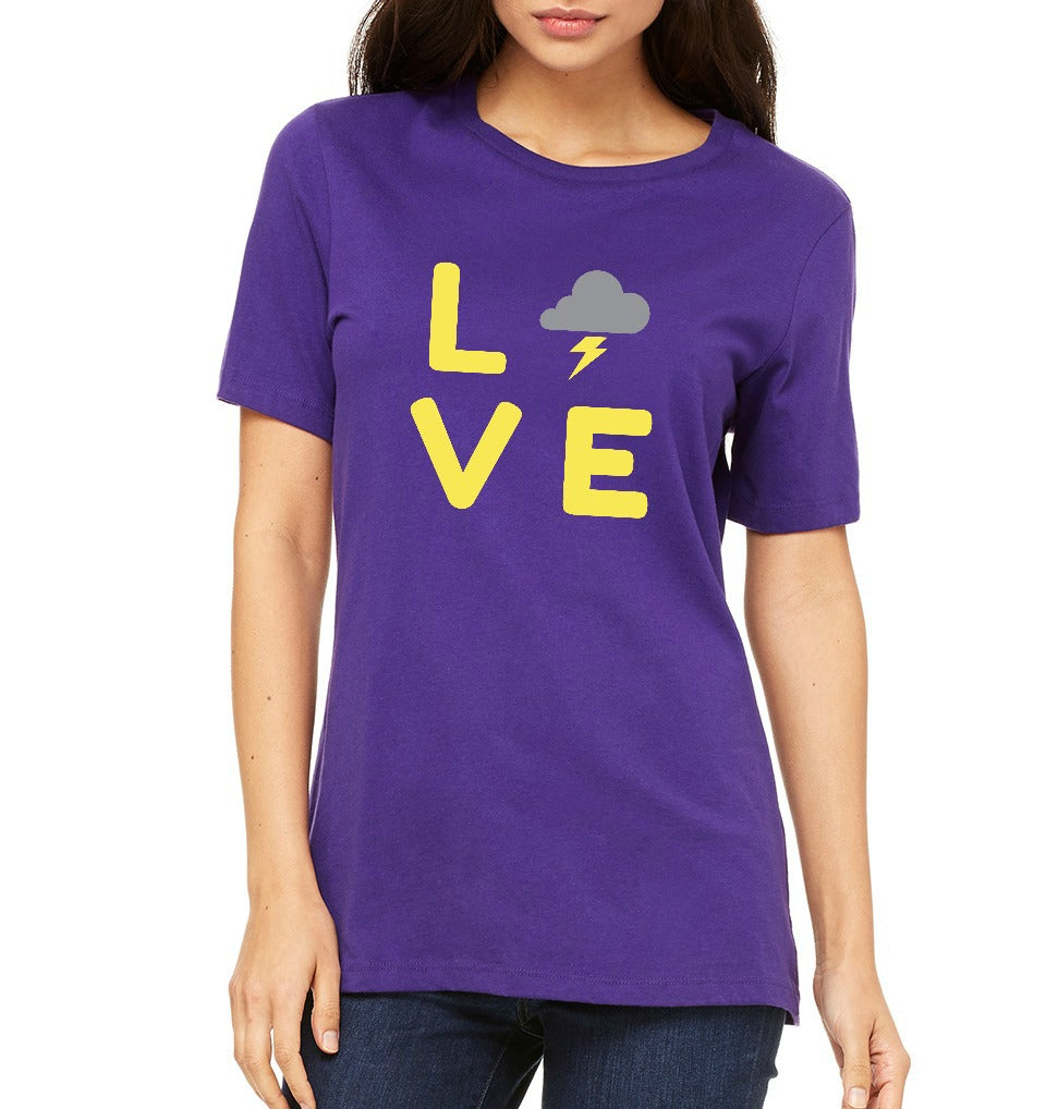 "Paseo Verde Women's ""Love"" T-shirt"