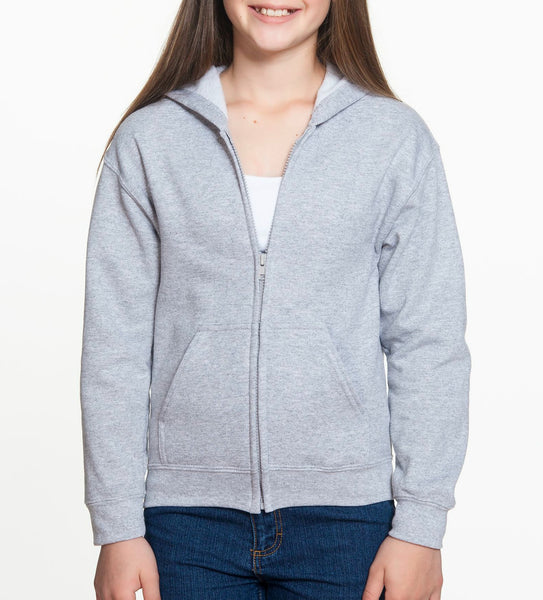 "Paseo Verde Youth ""School Name"" Zip Hoodie"