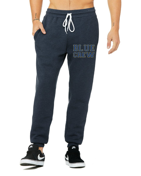 "SMHS Pom & Cheer Unisex ""Blue Crew"" Jogger Sweatpant"