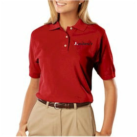 "JLP Unisex ""Logo"" Embroidered Polo Shirt"
