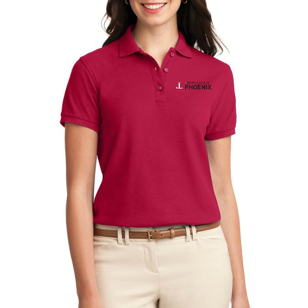 "JLP Women's ""Logo"" Short Sleeve Golf Shirt"