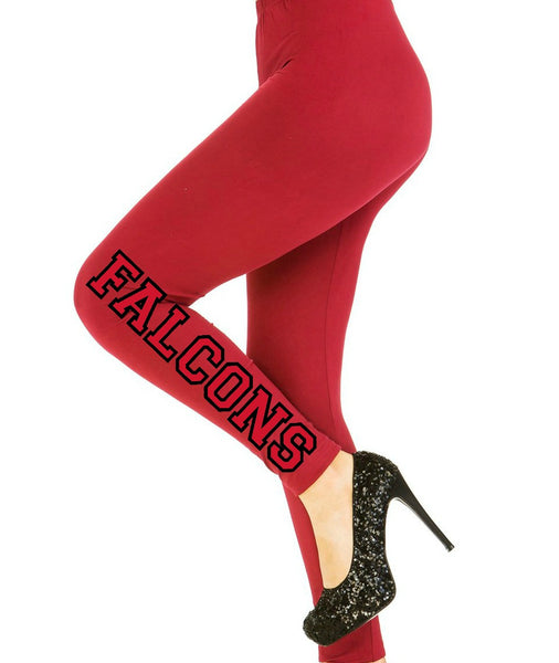 "Peoria Flex Academy Women's ""Falcons"" Leggings"