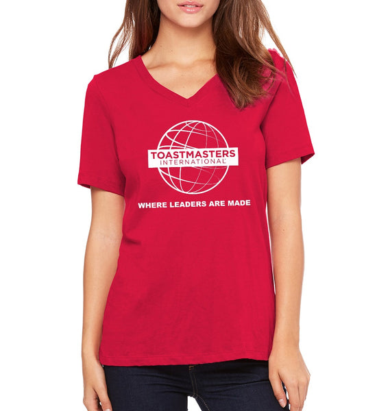 "JLP Women's ""Toastmasters"" T-shirt"