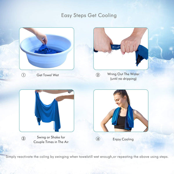 SMHS *NEW* Cooling Towel