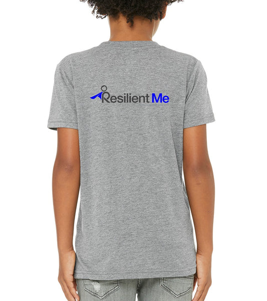 "Resilient Me Youth ""Super R"" T-shirt"