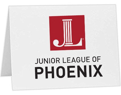 "JLP ""Logo"" Notecards"