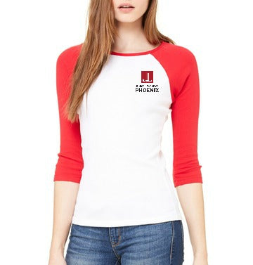"JLP Women's ""Volunteer State"" Ringer Shirt"