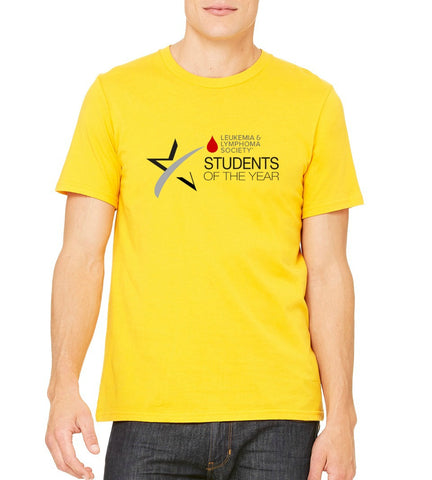 "LLS Unisex ""Students of the Year"" T-shirt"