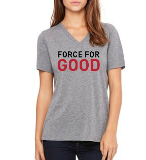 "JLP Women's ""Force for Good"" T-shirt"