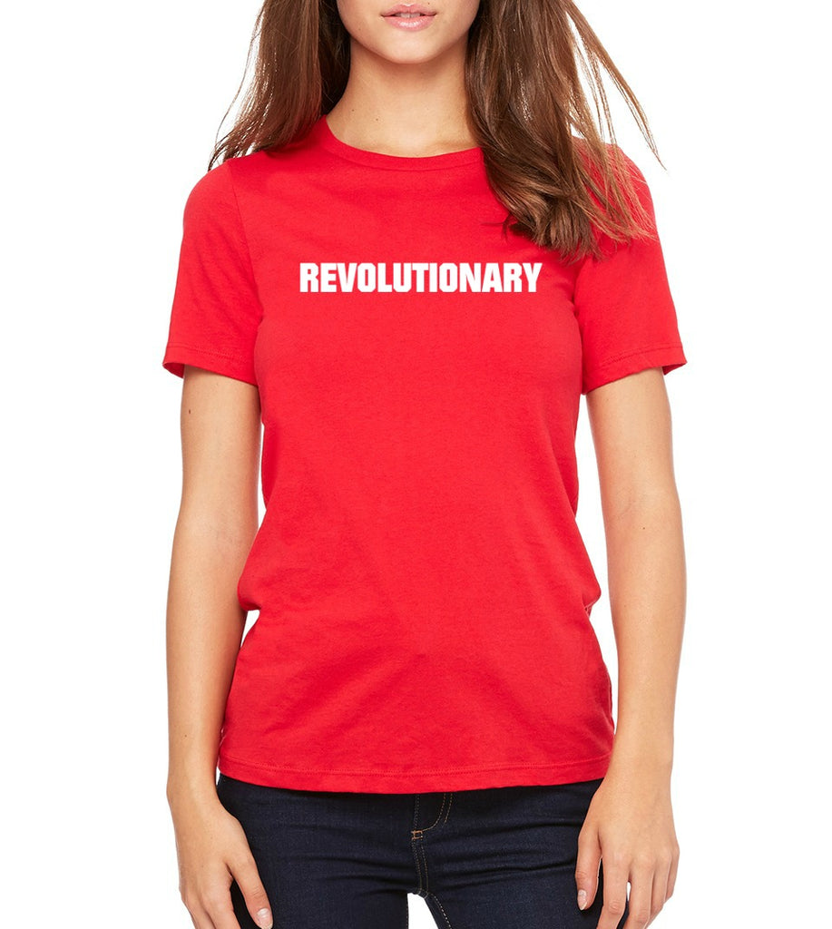 "JLP Women's ""Revolutionary"" T-shirt"