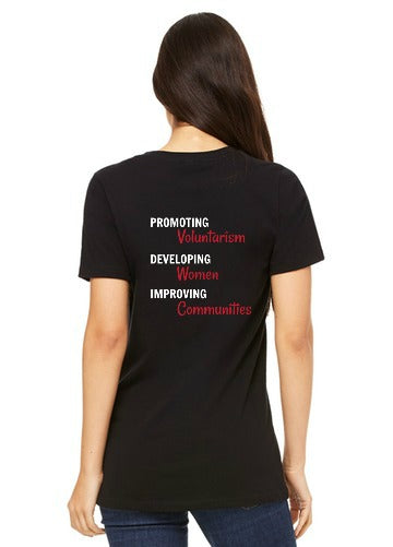 "JLP Women's ""Our Mission"" T-shirt"