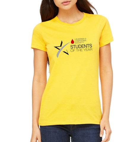 "LLS Women's ""Students of the Year"" T-shirt"