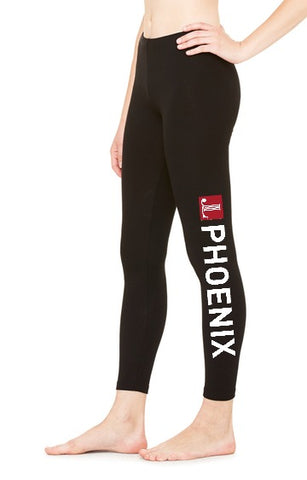 "JLP Women's ""Logo"" Yoga Leggings"