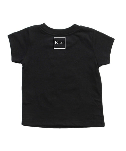 Toddler T-shirt Back View