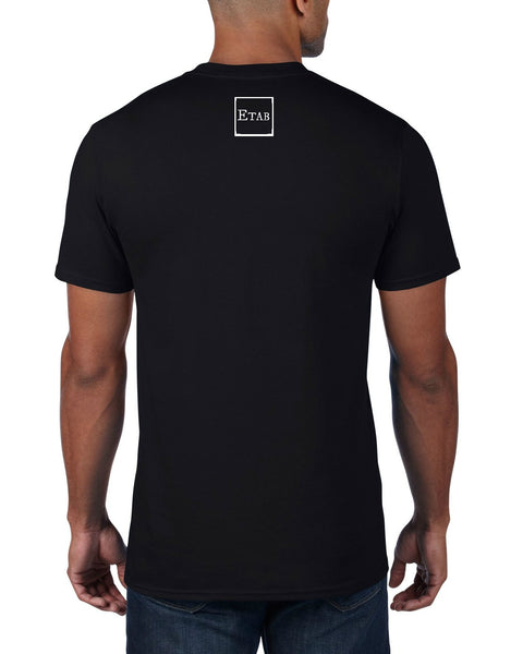 Men's T-shirt Back View