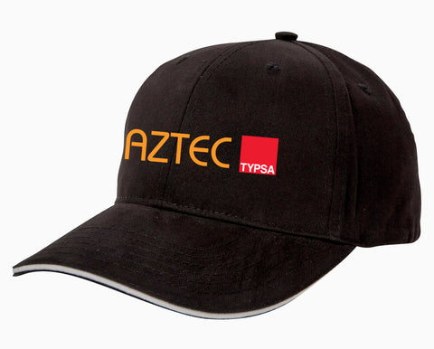 AZTEC Embroidered Twill Sandwich Baseball Cap