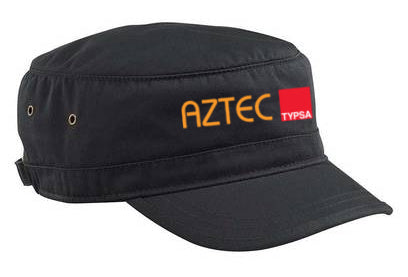 AZTEC Embroidered Cotton Twill Corps Hat