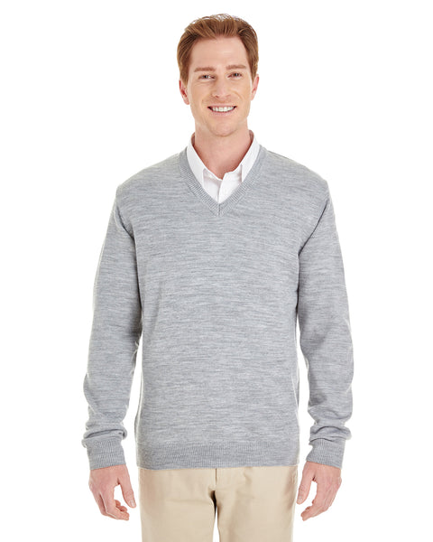 AZTEC Men's Pilbloc V-Neck Sweater