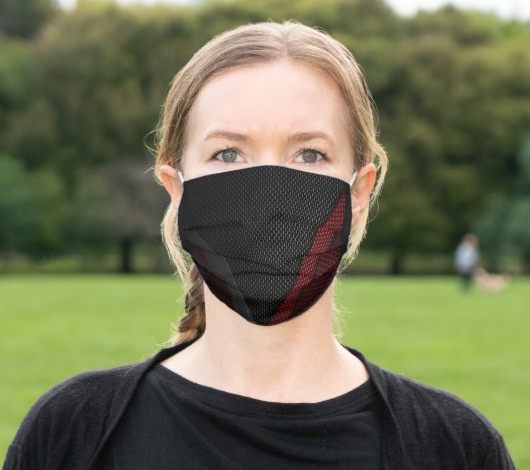 "Cloth Face Mask ""Metro"""